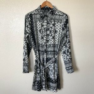 Missguided Shirt Dress